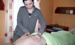 rehabilitace masáže